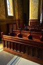 Church Chairs Royalty Free Stock Images - 25412649