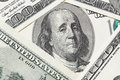 Saddened Franklin Cry On The Hundred Dollar Bill Royalty Free Stock Image - 25421206