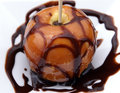 Caramel Apple Royalty Free Stock Images - 25425809