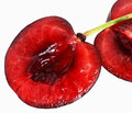Red Cherry Royalty Free Stock Photos - 25461378