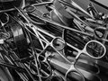 Surgical Instruments Stock Photography - 25465262
