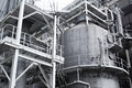 Pipes, Tubes, Machinery And Steam Turbine At A Power Plant Royalty Free Stock Photo - 25468135