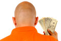 Bald And Money Stock Images - 25470914
