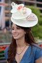 Horse Racing,Ladies Day At Ascot Stock Images - 25479674