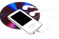 Mp3 Player Royalty Free Stock Image - 25492236