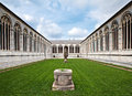 Cemetery At Cathedral Square In Pisa, Italy Stock Photos - 25507503