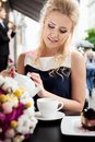 Pouring Tea Royalty Free Stock Images - 25509059