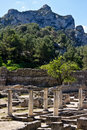 Columns In Glanum Royalty Free Stock Image - 25514216