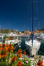 Harbor In France Royalty Free Stock Photos - 25534748