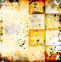 Grungy Chessboard Background Royalty Free Stock Images - 25536319