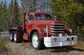 Old Tow Truck Stock Image - 25537611