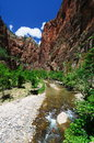 The View Of Canyon Junction At Zion Stock Images - 25540594