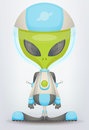 Alien Royalty Free Stock Photography - 25544337