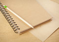 Recycle Notebook Royalty Free Stock Images - 25552249