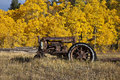 Old Tractor Royalty Free Stock Photography - 25564027
