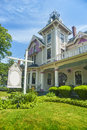 Bed And Breakfast Country Inn Stock Photography - 25573432