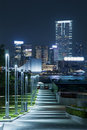 Tamar Promenade Of Hong Kong Royalty Free Stock Photo - 25574535