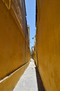 Little Alley In Hoian 4 Royalty Free Stock Photography - 25582917