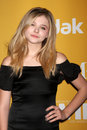 Chloe Grace Moretz Arrives At The City Of Hope S Music And Entertainment Industry Group Honors Bob Pittman Event Stock Image - 25587231