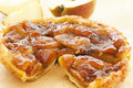 Tarte Tatin Royalty Free Stock Photo - 25592165
