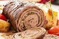 Roulade Royalty Free Stock Photography - 25592287