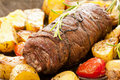 Beef Roulade Stock Photo - 25592320