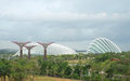 Gardens By The Bay, Singapore Royalty Free Stock Photography - 25593667