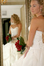 Mirror Bride Royalty Free Stock Image - 2565686