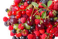 Heap Different Berries Royalty Free Stock Image - 25629886