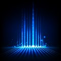 Abstract Binary Background Stock Image - 25648051