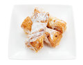 Sweet Puff Pastry Royalty Free Stock Photos - 25648488
