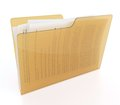 Folder With Files Stock Images - 25659884