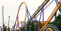 Roller Coasters Stock Images - 25662274