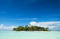 Uninhabited Island In The Pacific Stock Photography - 25662792