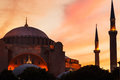 Mosque At Sunset Stock Photo - 25672620
