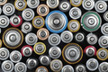 Batteries Royalty Free Stock Image - 25679816