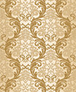 Seamless Damask Wallpaper Royalty Free Stock Photos - 25679928