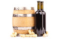 Wine Bottles And Corks Stock Images - 25682294