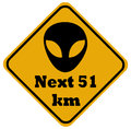 Area 51 Royalty Free Stock Image - 25687386