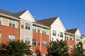 Apartment Townhouses Stock Photography - 25691662
