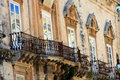 Superb Balconies Royalty Free Stock Photography - 2575647