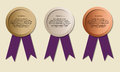 Medals Royalty Free Stock Photography - 25709387