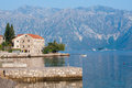 Pier In The Bay Of Kotor, Montenegro Royalty Free Stock Image - 25718036