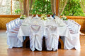 Beautifully Served Table Stock Photography - 25719132