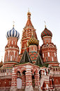 St. Basil Cathedral In Moscow Stock Images - 25722284