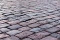 Old Stone Paved Avenue Street Road Royalty Free Stock Photos - 25723078