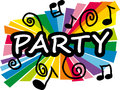 Party Illustration Royalty Free Stock Images - 25745749