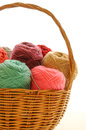 Balls Of Wool Royalty Free Stock Photos - 25760358