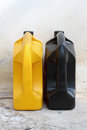 Oil Container Royalty Free Stock Photo - 25772045