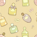 Parfume Pattern Stock Images - 25786004